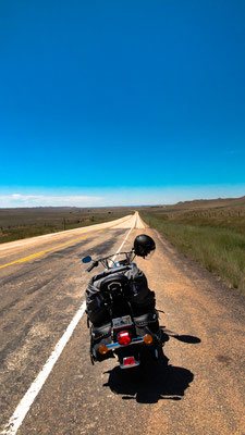 heading west, wyoming