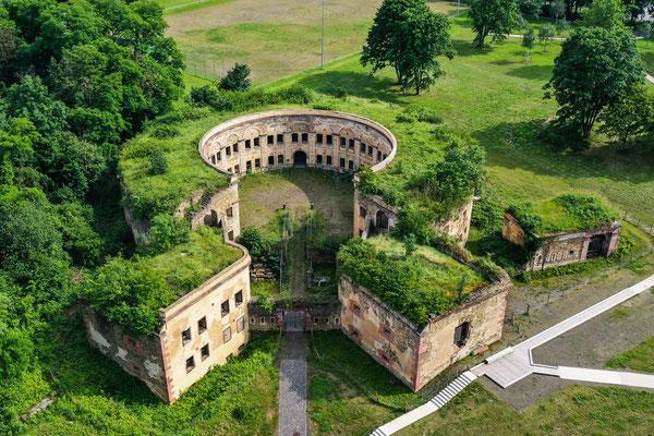 Fort Asterstein, Koblenz, Rhine River Valley, Germany