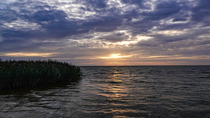 Mouth of Matrossowo (Gilge) Canal,  Kaliningrad Oblast, Russia