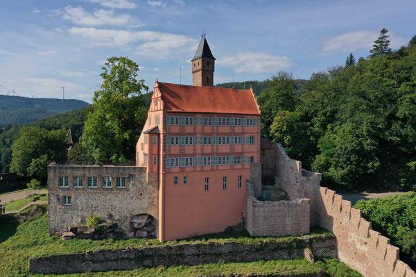 Schloss Hirschhorn, Hirschhorn, Germany
