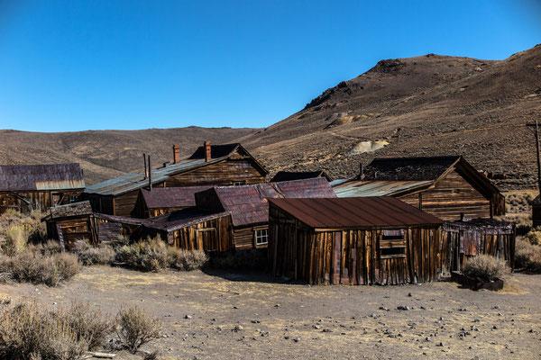 ghosttown bodie, california