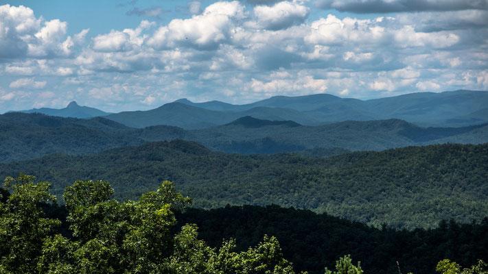 the appalachians, blowing rock, north carolina