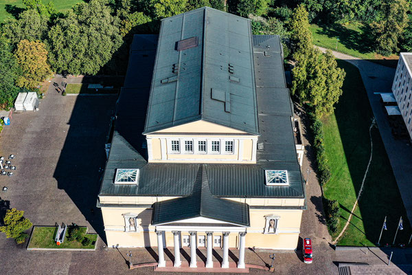 Altes Theater, Darmstadt, Germany