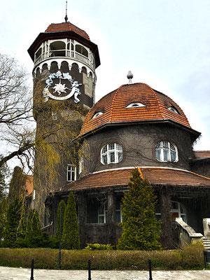 Old german Lighthouse, Светлогорск (Rauschen), Kaliningrad Oblast, Russia