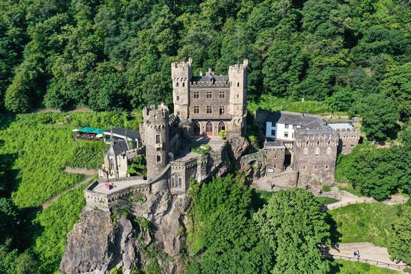 Burg Rheinstein, Trechtinghausen, Rhine River Valley, Germany