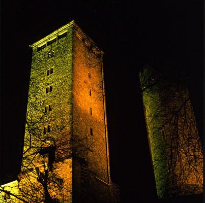 starkenburg, heppenheim, germany
