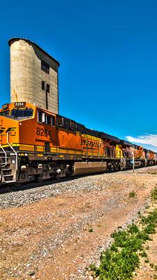 """ hear my train a´comin´ III"", near leiter, wyoming"