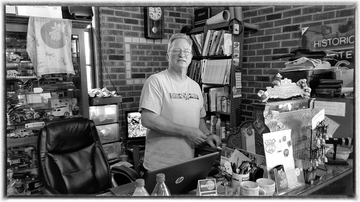 jerry, owner seaba station, warwick, oklahoma