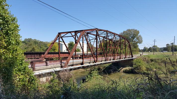 rock creek bridge, route 66, sapulpa, oklahoma