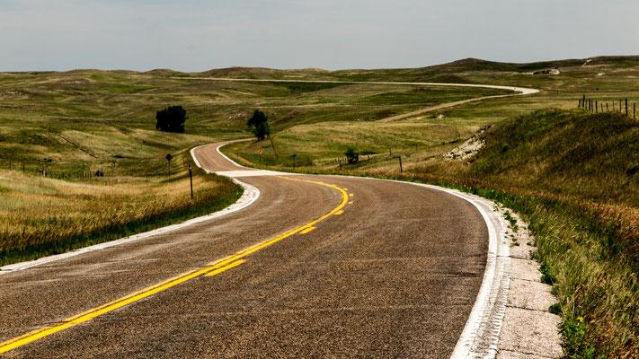 countryside, south dakota