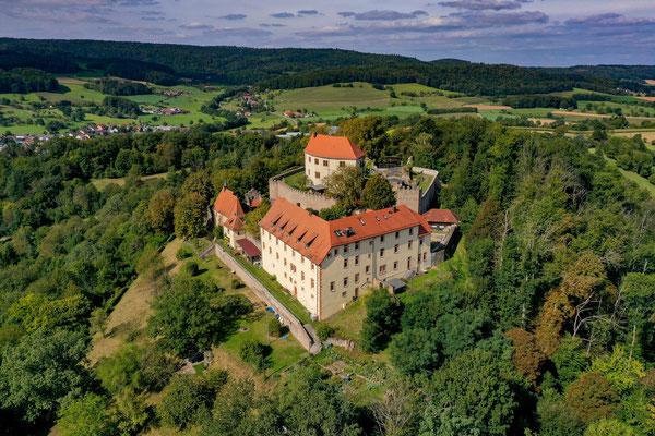 Schloss Reichenstein, Reichelsheim, Germany
