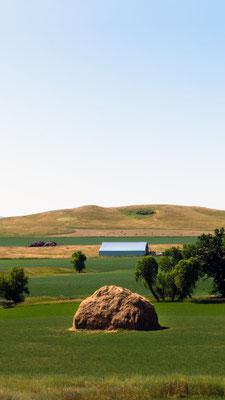 giant haystack, wyoming