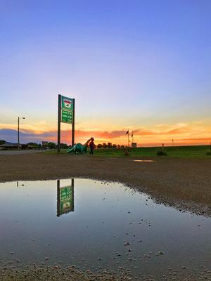after the storm, plankinton, south dakota