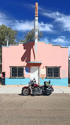 ash fork, route 66, arizona