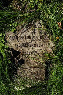 WW I Grave, Auce Pagasts, Latvia
