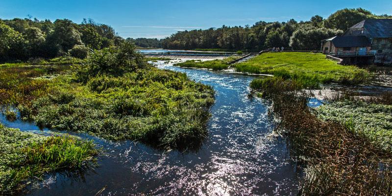 River Venta, Mažeikių Rajon, Lithuania