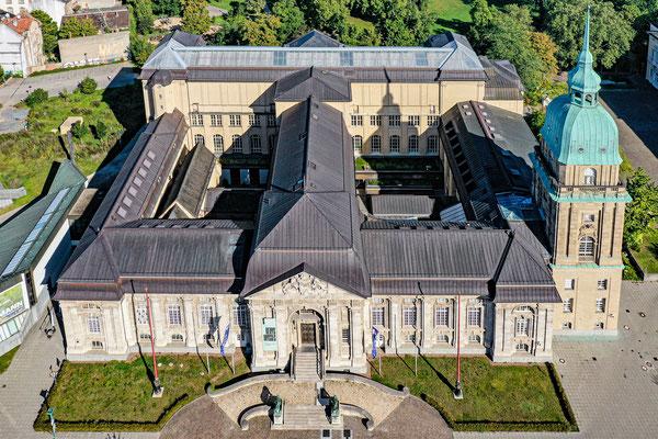 Landesmuseum, Darmstadt, Germany