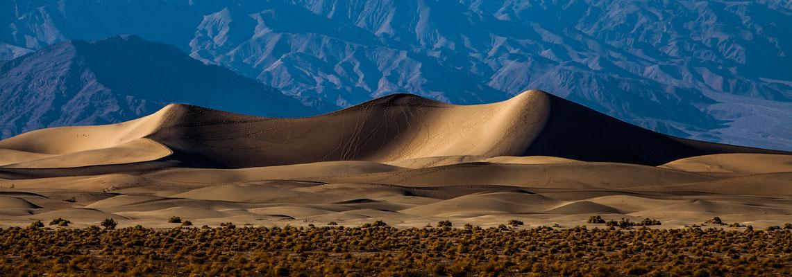 death valley dunes, california