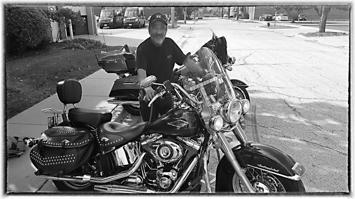 joe from eagle-riders, chicago, usa