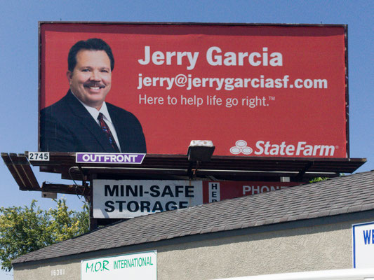 jerry is back. new identity and outfit.., san jose, california
