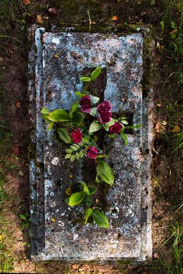Forgotten Grave, Mažeikių Rajon, Lithuania