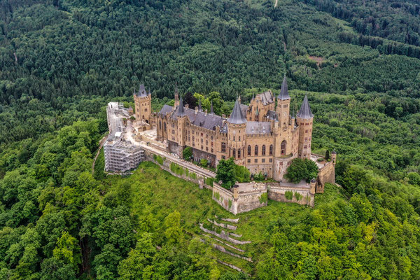 Schloss Hohenzollern, Hechingen, Germany