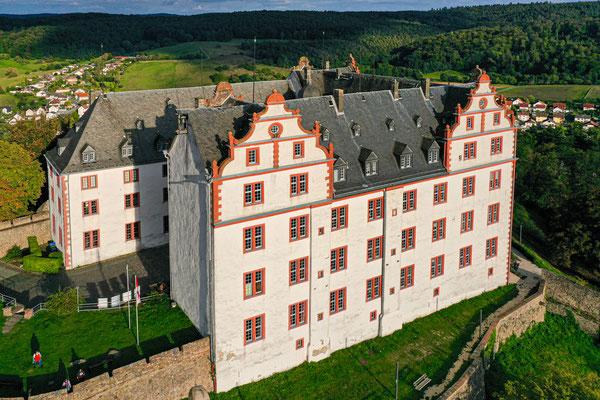 Schloss Lichtenberg, Odenwald, Germany