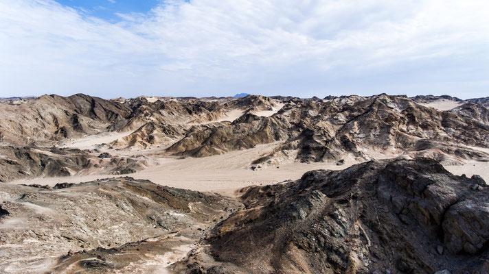 Moonlandscape, Namibia
