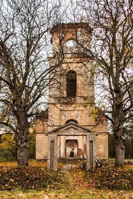 """Dead Church"", Ruba Pagasts, Latvia"