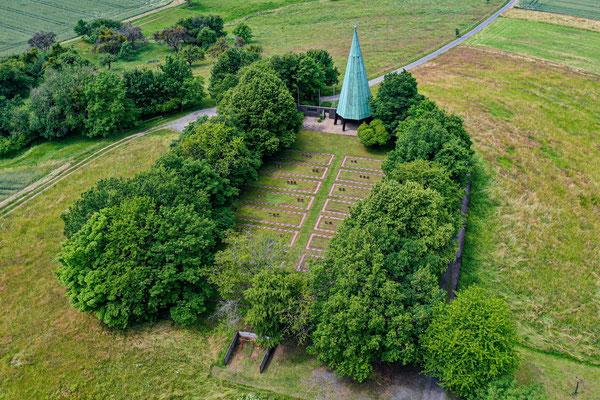 War Cemetery, Beedenkirchen, Germany