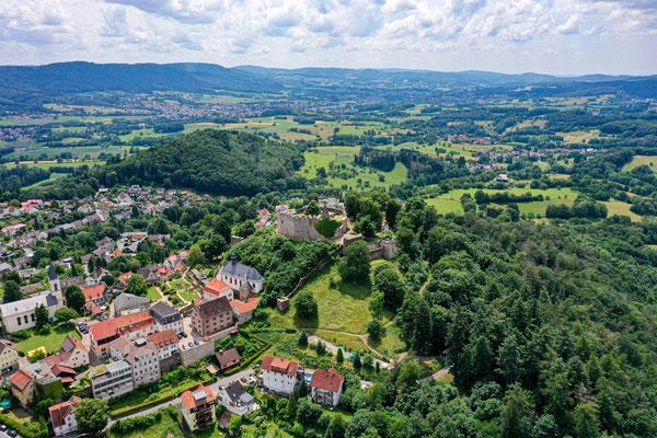 Burg Lindenfels, Lindenfels, Germany
