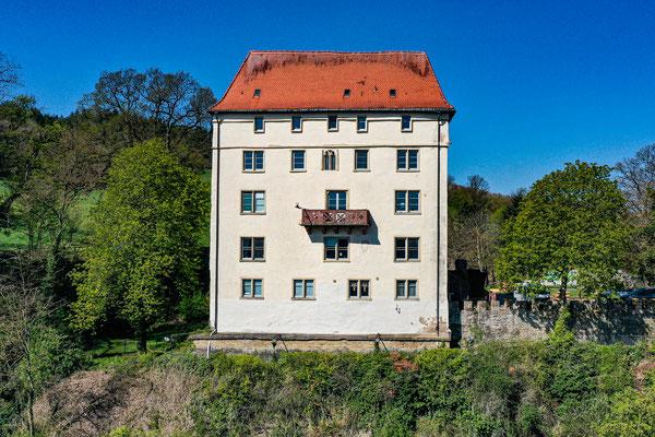 Schloss Neuburg, Obrigheim, Germany