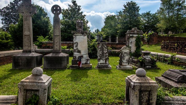 rose hill cemetery, macon, georgia