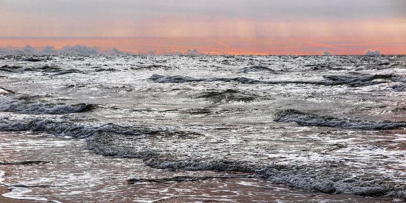 The Baltic sea, Lithuania
