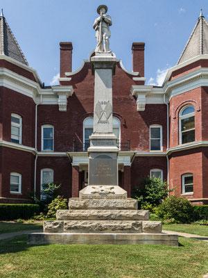 confederate monument, grayson county, virginia