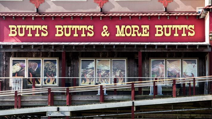 """""""slap ya momma""""- restaurant slogan, near biloxi, mississippi"""
