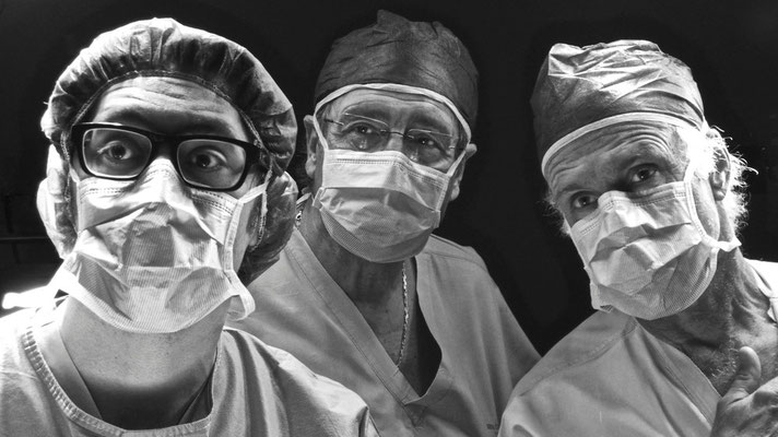 surgical observation, padova, italy