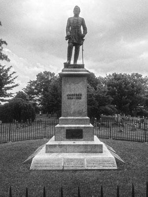 """general thomas jonathan """"stonewall"""" jackson gravesite, lexington, virginia"""