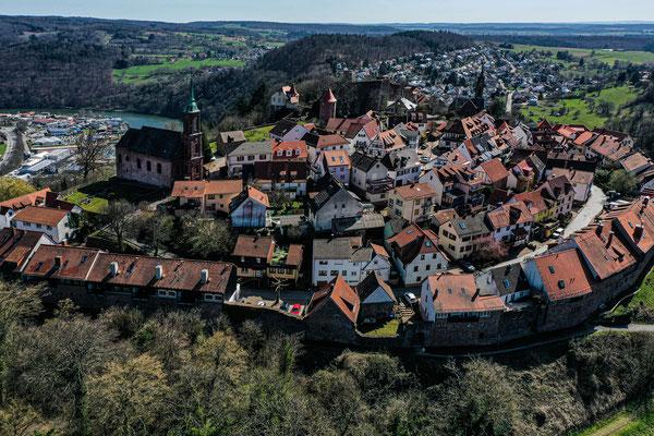 Dilsberg, Neckar, Germany
