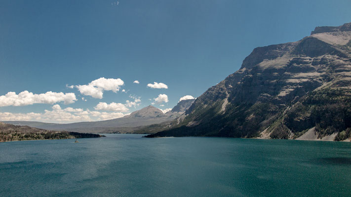 lake maria, glacier national park, montana