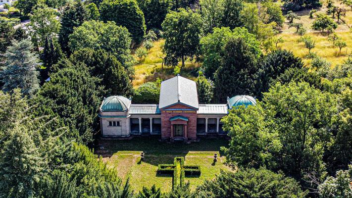 Altes Mausoleum, Rosenhöhe, Darmstadt, Germany
