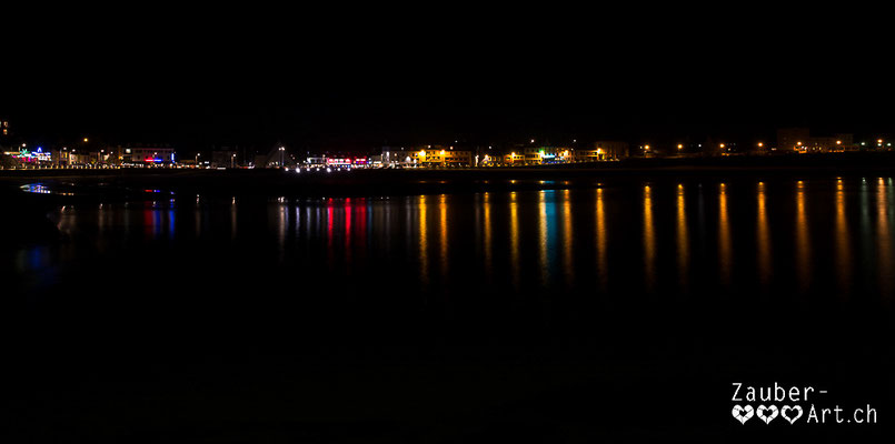 Crozon-Morgat by Night
