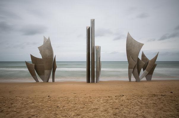 Les Braves - Kriegsdenkmal (Normandie)