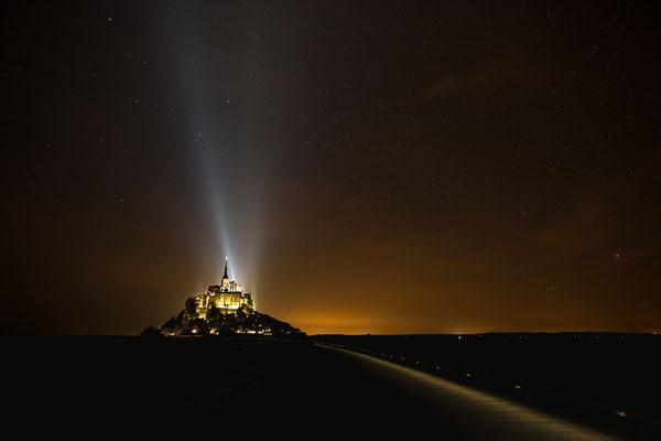 Le Mont St. Michel (Normandie)