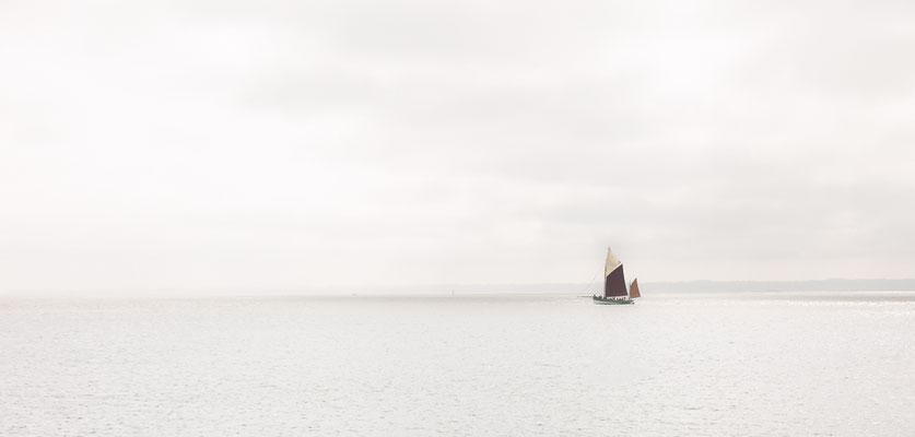 bretonisches Segelboot