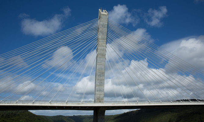 kunstvolle Brücke