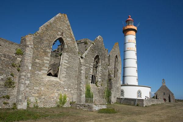 Leuchtturm St. Mathieu