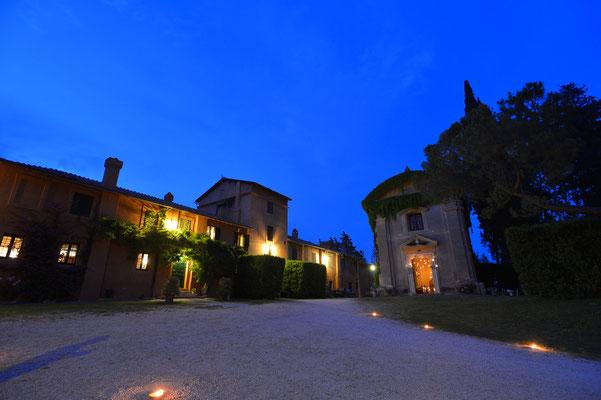 Borgo Boncompagni Ludovisi - front square