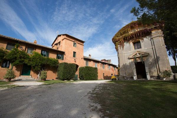Borgo Boncompagni Ludovisi - overview
