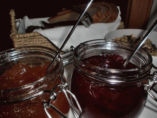 Selbstgemachte Marmelade nach Omas Rezept